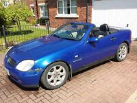 Mercedes-Benz SLK for sale. £600 o.n.o