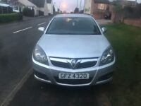 Vauxhall vectra Sri Petrol 1.8
