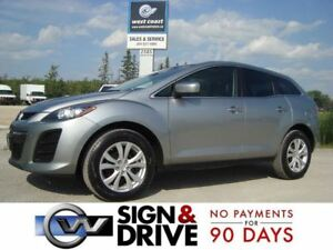 2011 Mazda CX-7 GS AWD *Leather/Sunroof/New Tires*