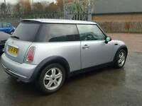 2005 mini absolutely immaculatr car 10 months mot