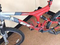 Gt idrive 3.0 double suspension mountain bike