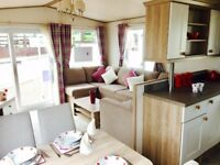 STATIC CARAVAN FOR SALE AT CRIMDON DENE - 12 MONTH SITE-PET FRIENDLY-PITCH FEES INCLUDED-NORTH EAST