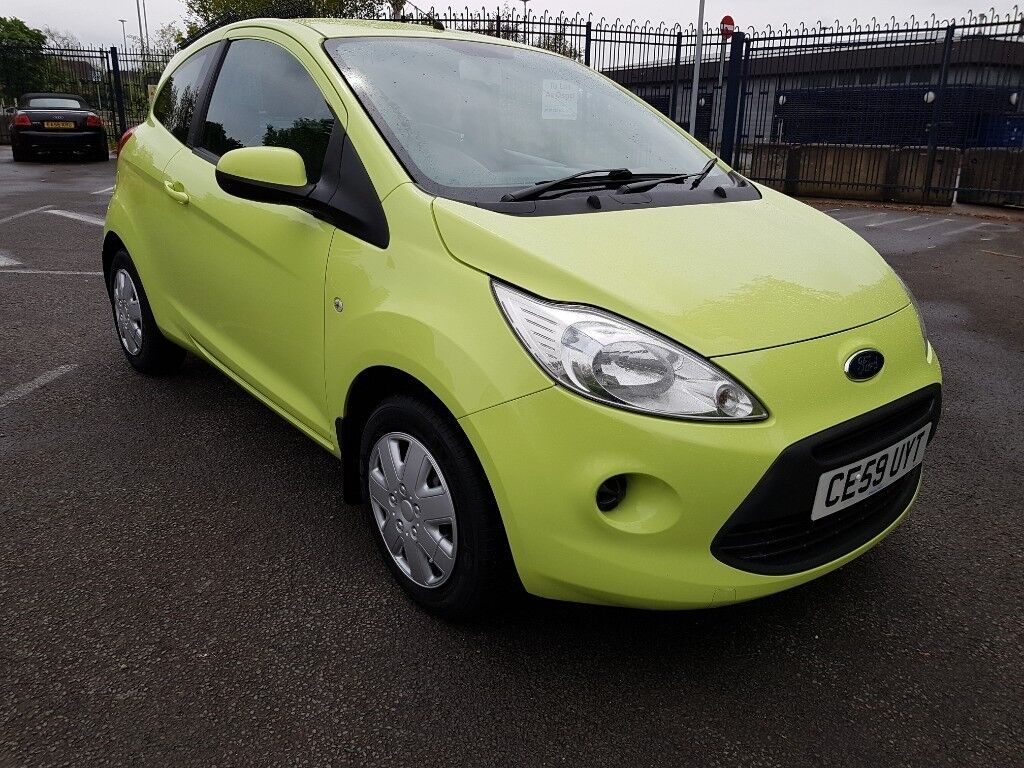Ford Ka New Shape Only M Only  Road Tax Cheap To Run And Insure Ideal First Car