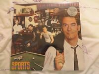"Huey Lewis and the News Vinyl LP ""Sports"""