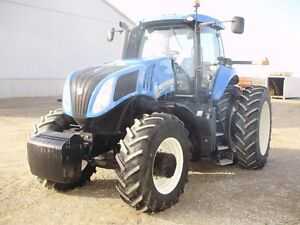 2013 New Holland T8.300 MFD Tractor London Ontario image 4