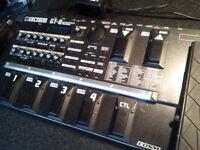 Boss GT8 Guitar Processor