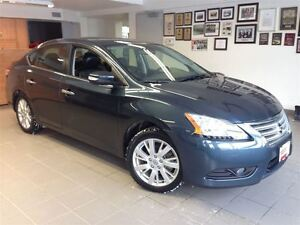 2013 Nissan Sentra 1.8 SL 1 OWNER LOCAL TRADE!!