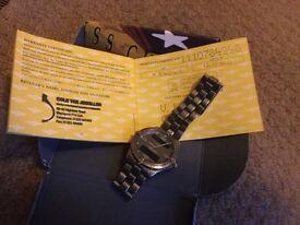 Breitling Titanium & Gold Breitling Aerospace Repetition Minutes F65062