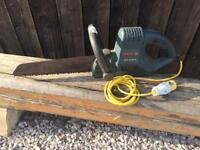 Bosch logging saw/ alligator saw 110v