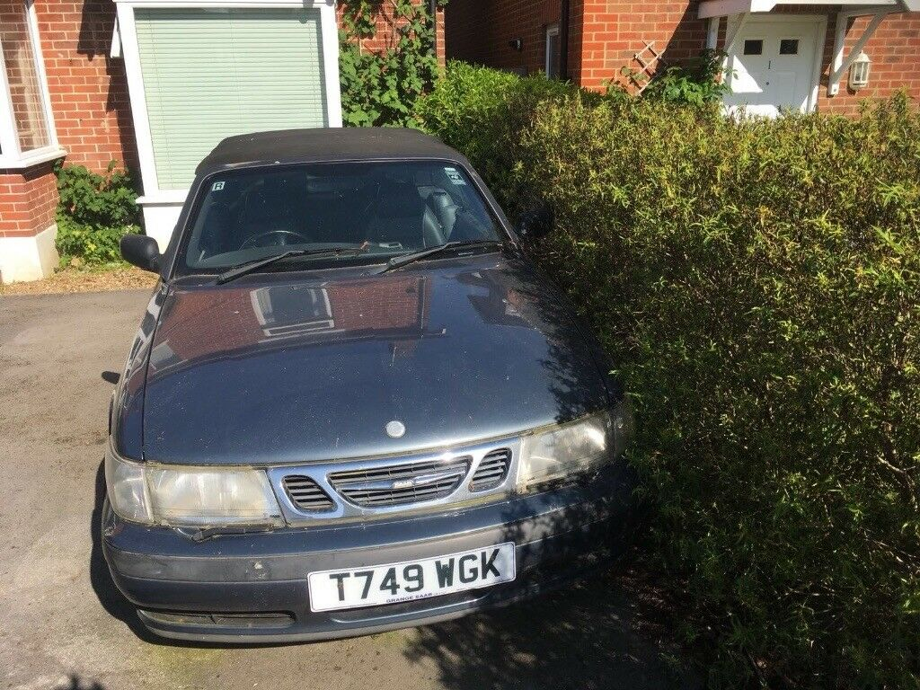 Saab 9-3 Convertible | in Emsworth, Hampshire | Gumtree