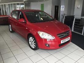 KIA CEED 1.6 LS (red) 2007