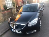 Vauxhall insignia SRI only 1 lady owner full vauxhall service history