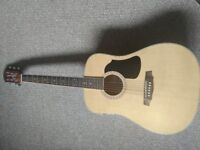 UNUSED and in MINT CONDITION Granada guitar worth over £80. Collection Only + missing 1 string