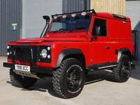 Land Rover Defender 90 Td5 Hard Top