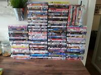 140+ dvds for sale