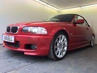 2003 | BMW 325 CI M Sport Convertible | Manual | Petrol | Service History | 1 Year MOT | HPI Clear