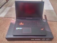 "Gaming Laptop - 17.3"" Asus ROG Strix GL-702VM"