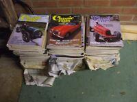 CLASSIC CAR MAGAZINE 150 ISSUES