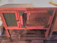 New rabbit hutch,cage. Call 07505446604 30£ONO