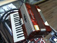 ROYAL STANDARD 72 BASS ACCORDION