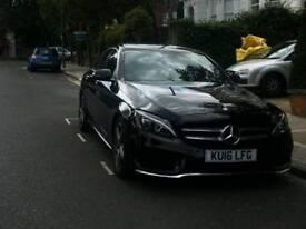 Mercedes C220d Premium Plus AMG