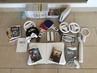 Nintendo Wii big bundle + 30 games