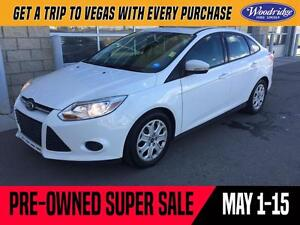 2014 Ford Focus SE PRE-OWNED SUPER SALE ON NOW!