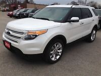 2013 Ford Explorer Limited CLEAN CARPROOF!