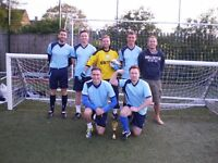 ORMSKIRK 5-A-SIDE LEAGUE