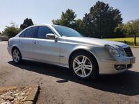 Mercedes E280 CDI AVANTGARDE, Tiptronic, Privacy Glass, ICE COLD AIRCON! (BMW, Jaguar, A6)