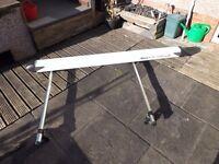 Rhino roof rack and 2m Rhino pipe Rack fits Citroen Berlingo/Peugeot partner van