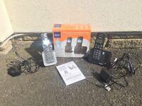 2 telephone landline system