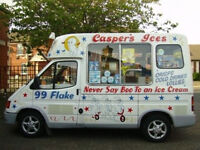 ICE CREAM VAN AVAILABLE FOR WEDDINGS BIRTHDAYS AND EVENT HIRE BELFAST NORTHERN IRELAND