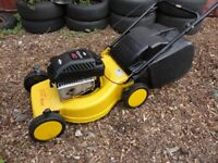 18 inch Petrol Lawnmower. AL-KO.