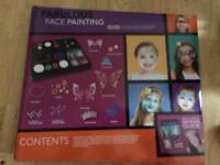 Face painting complete set