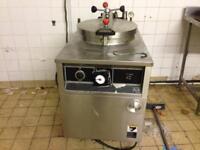 Southern fried machine