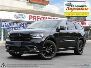 2017 Dodge Durango GT***leather, NAV, sunroof***