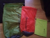 Dry bags x3