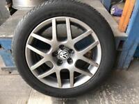 Mk4 golf bora bbs Montreal wheels and tyres
