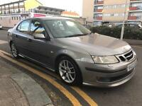 SAAB 9-3 AERO, AUTO, 210 BHP, 1 OWNER FROM NEW, FULL SERVICE HISTORY, EXCELLENT EXAMPLE