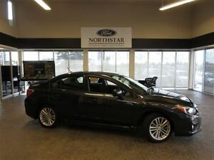 2012 Subaru Impreza 2.0L AWD TOURING PACKAGE