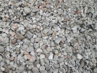 GOOD QUALITY CRUSHED CONCRETE & BRICK RUBBLE FOR SALE (NO METAL / GLASS / PLASTIC ETC)
