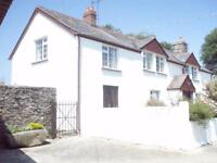 Holiday on a working dairy farm in rural North Devon - 3 bedrooms.