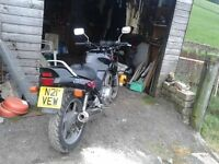 Honda CBR 500 Motorbike For Sale or Swap