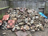 Free builder rubble