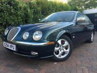 Jaguar S Type Sport 3L with LPG Conversion