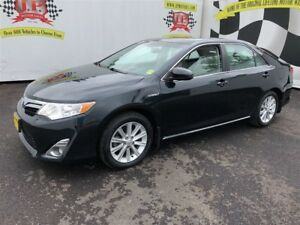 2014 Toyota Camry Hybrid XLE GAS/HYBRID, Back Up Camera, 81, 000