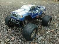 Hpi Savage Xss Rc Car