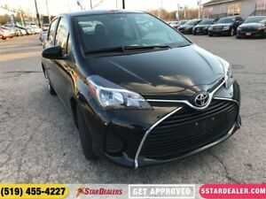 2016 Toyota Yaris LE | ONE OWNER | BLUETOOTH