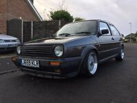 Mk2 Golf 20v Turbo